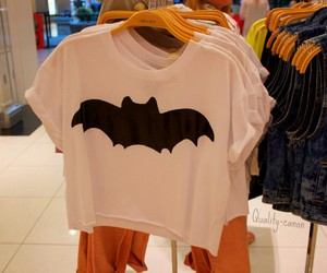 batman, clothes, and shirt image