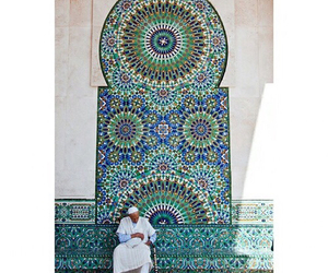 architecture, musulman, and marocco image