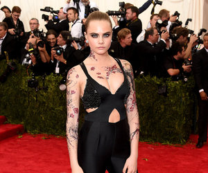 cara delevingne, met gala, and model image