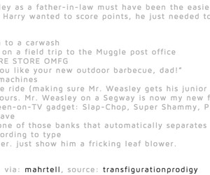 funny, harry potter, and mr weasley image