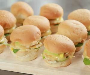 delicious, food, and hamburger image