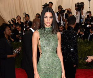 kendall jenner and dress image