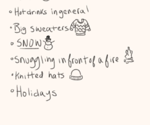 winter, snow, and holiday image