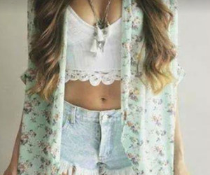 girl, outfit, and girly image