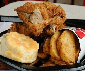 food, KFC, and photography image