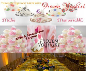 frozen yogurt, frozen yoghurt, and frozen yoghurt industry image