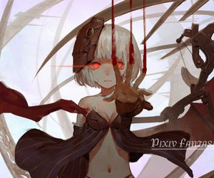 anime and pixiv fantasia image