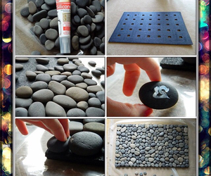 stone, diy, and ideas image
