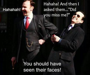 sherlock, moriarty, and mycroft image