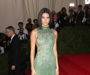 fashion, met ball, and kendall jenner image