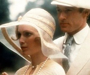 robert redford and the great gatsby image