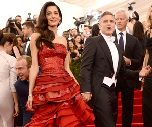 beautiful, amal, and dress image