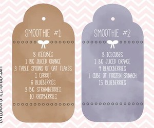 diy, smoothie, and healthy image