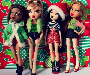 dolls, bratz, and bratzdolls image