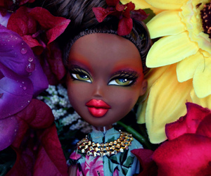dolls, bratz, and modeldolls image