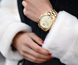 fashion, watch, and luxury image