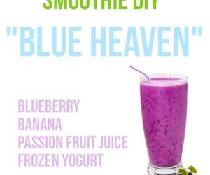 banana, blueberry, and body image