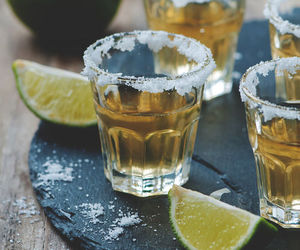 tequila and drink image