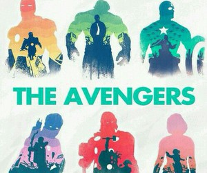 Avengers, iron man, and captain america image
