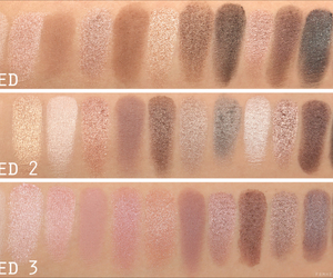 colors, Nude, and urban decay image