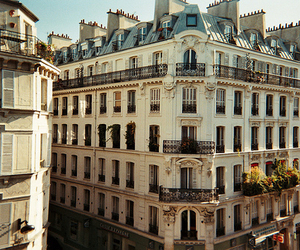paris, building, and city image