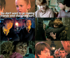 friendship, harry potter, and friends image