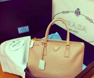 Prada, bag, and luxury image