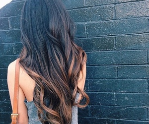 diy, ombre, and want image