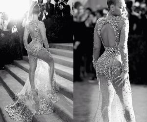 beyoncé, dress, and fashion image