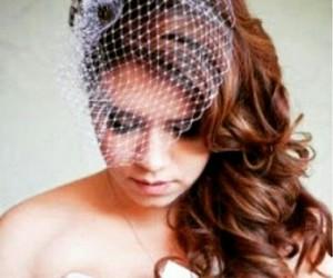 casamento, penteado, and hair image