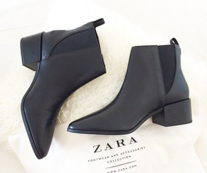 Zara, boots, and fashion image