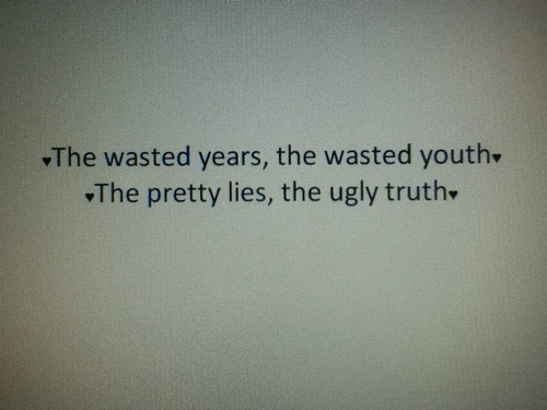 grunge, marina and the diamonds, and quote image
