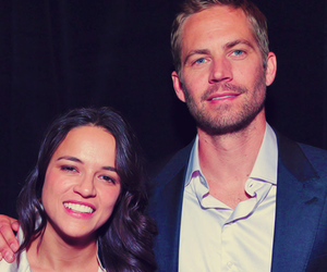 michelle rodriguez and paul walker image