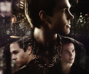witch, the vampire diaries, and tvd image