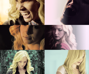 series, the vampire diaries, and caroline forbes image