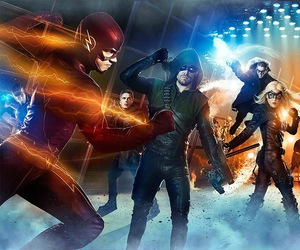 arrow, the flash, and article image