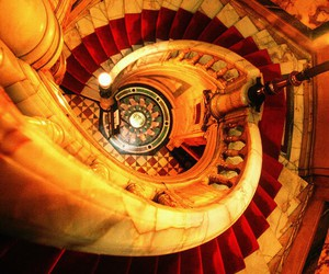 stairs red carpet image