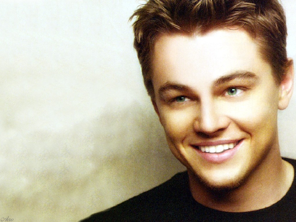 leonardo dicaprio smile hd wallpaper | hd wallpapers gallery