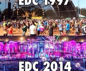 edc and electric daisy carnival image