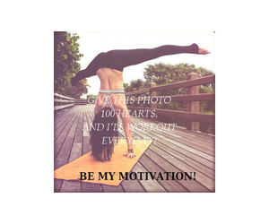fitness, help, and motivation image