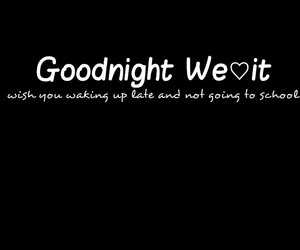 bed, goodnight, and nooo image