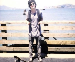 boy, old, and aaron carpenter image