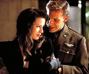pearl harbor, love, and Ben Affleck image