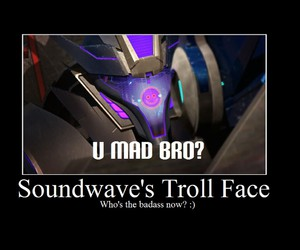 funny and soundwave image