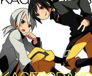 anime, konoha, and mekaku city actors image