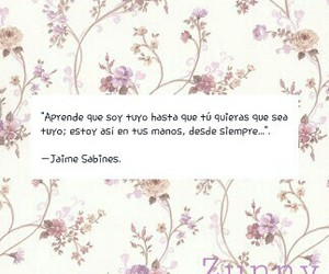 poem, Relationship, and jaime sabines image