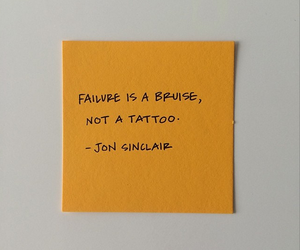 bruise, post it, and quotes image