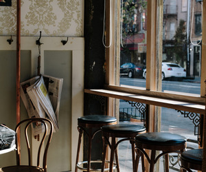cafe and morning image