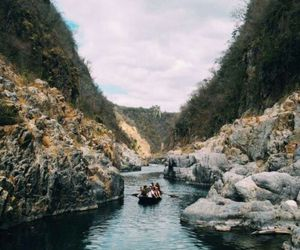 nature, river, and travel image