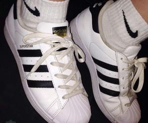 adidas, nike, and pale image